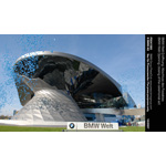 BMW Welt Opening: closing of the ceremonial act (10/2007)