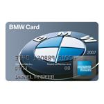 Die neue BMW Card von American Express (01/2008)