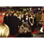 Caos Calmo. The cast of the film on the Berlinale red carpet at the time of the official screening (02/2008)