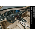 The new BMW 7 Series (Interior) (07/2008)