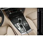 The new BMW 7 Series, Center Console with new Controller and Driving Dynamic Control (07/2008)