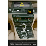 The new BMW 7 Series, BMW iDrive with new Interaction Concept (07/2008)