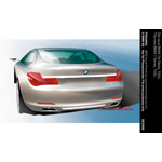 The new BMW 7 Series, Design Sketch, Karim Habib, (Exterior Design) (07/2008)