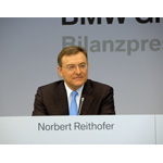 Dr. Norbert Reithofer, Chairman of the Board of Management of BMW AG. BMW Group Annual Accounts Press Conference 2008 (03/2008)