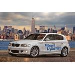 Der BMW 118d ist auf der New York International Auto Show 2008 zum