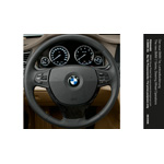 The new BMW 7 Series, Steering Wheel Operations (07/2008)