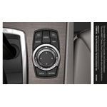 The new BMW 7 Series, iDrive Controller (07/2008)