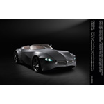 Automotive Industry - Inspiration by DesignworksUSA for GINA, a concept car introducing a new design philosophy.