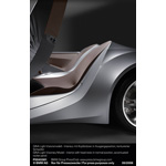 GINA Light Visionary Model - interior with head rests in normal position, accentuated rocker panel (06/2008)