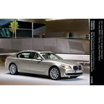 The new BMW 7 Series, Long Wheel Base (07/2008)