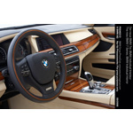 The new BMW 7 Series. BMW Individual Interior (09/2008)