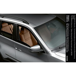 The BMW X5 Security - Safety Glazing with Polycarbonate Layer (08/2008)