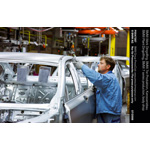 BMW Plant Dingolfing, BMW 7 series production, body shop (09/2008)