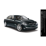 Unique Christmas offer: Limited Edition BMW Individual 7 Series for Neiman Marcus  (10/2008)