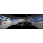 BMW Dynamic Driving Simulator, BMW Group Centre of Driving Simulation and Usabilty (10/2008)