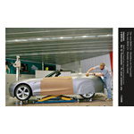 The new BMW Z4 - Modeller at clay model (12/2008)