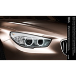 BMW Concept 5 Series Gran Turismo, LED corona rings (02/2009)