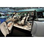 Die BMW Group Austria auf der Vienna Boat Show 2008: Studie MINI Crossover Concept  (11/2008)
