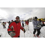 BMW xDrive Experience 2008. Christian Ghedina, former Italian downhill Italian ski champion (12/2008)