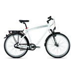 BMW Bikes 2009, BMW Touring Bike, Pearl White (12/2008)