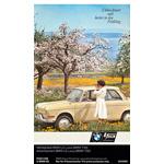 Advertisement BMW LS Luxus (BMW 700) (03/2009)