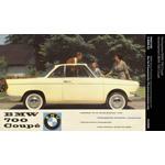 Advertisement BMW 700 Coupé (03/2009)