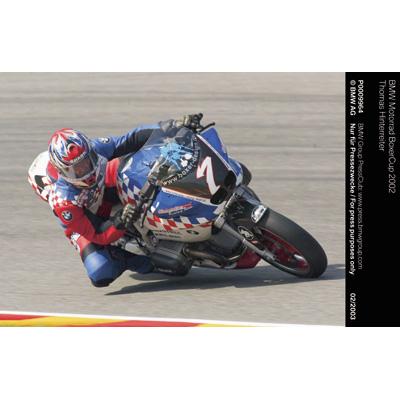 BMW Motorrad BoxerCup 2003, Thomas Hinterreiter (03/2003)