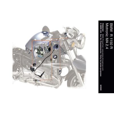 BMW R 1150 R - Motronic MA 2 4