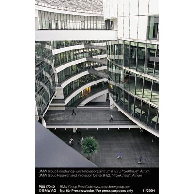 Bmw Group Forschungs Und Innovationszentrum Fiz