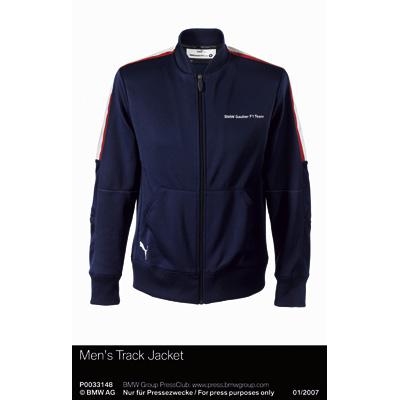 puma bmw sauber f1 team jacket