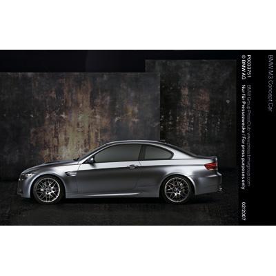 Bmw M3 Concept Car 022007
