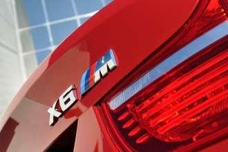 BMW X6 M Logo (04/2009)