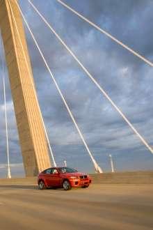BMW X6 M (04/2009)