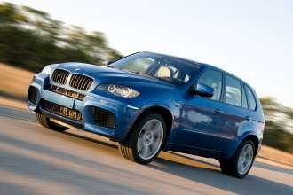 BMW X5 M (04/2009)
