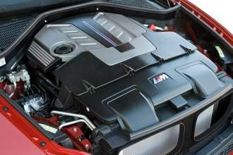 BMW X6 M Engine (04/2009)