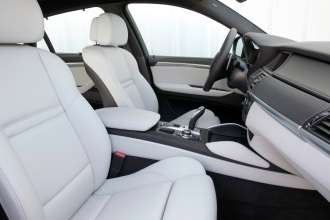 BMW X6 M Interior (04/2009)