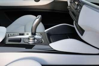 BMW X5 M Interior (04/2009)