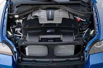 BMW X5 M Engine (04/2009)