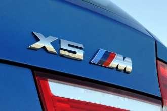 BMW X5 M Logo (04/2009)