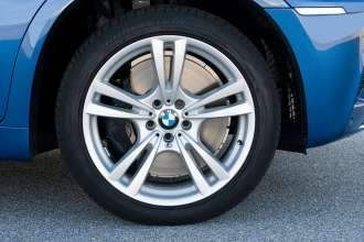 BMW X5 M Wheel and Brake (04/2009)