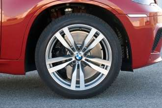BMW X6 M Wheel and Brake (04/2009)
