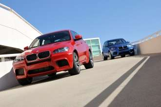 BMW X6 M und BMW X5 M (04/2009)
