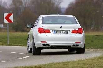 Der neue BMW 7er 12-Zylinder (04/2009)