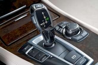 Der neue BMW 7er 12-Zylinder, Interieur, Keramikapplikationen (04/2009)