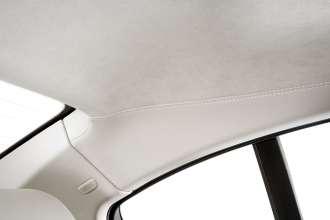 Der neue BMW 7er 12-Zylinder, Interieur, Dachhimmel in Alcantara- und Nappaleder (04/2009)