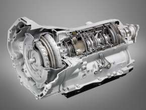 BMW 8 speed automatic transmission (04/2009)