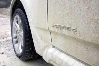 BMW X3 - Modellschriftzug X3 xDrive18d (04/2009)