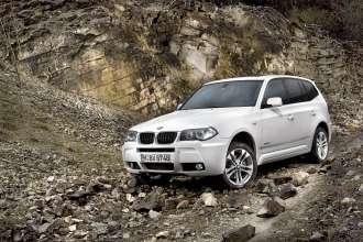 The BMW X3 (04/2009)
