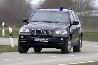 The BMW X5 Security Plus (04/2009)