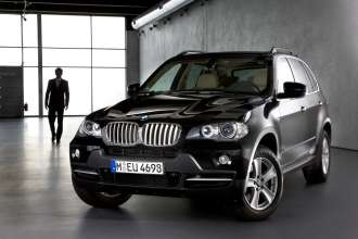 The BMW X5 Security (04/2009)